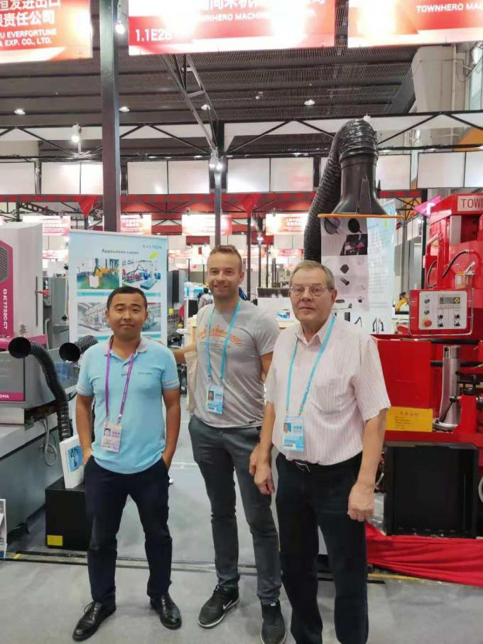 Attended 124th Canton Fair