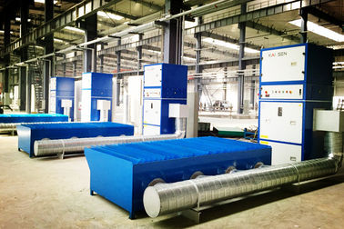 China High Perfoemance Welding Fume Collector , Intelligent Welding Fume Extraction System supplier
