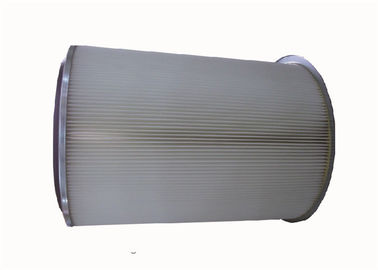 China Efficient Cartridge Filter Polyester Material Good Wet Resistance​ supplier