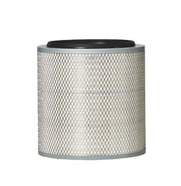 High Filtration Cylinder Filter For Welding Dust , 0.5μM Precision Nano Filter Cartridge
