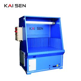 China 3KW Semi Cleaning Downdraft Grinding Table KSDM-3.0 PTFE Material Filter supplier