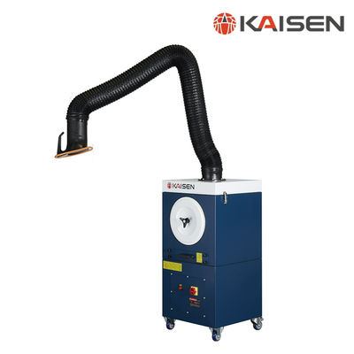 1.5kW 1800m³/H Suction Arm Mobile Fume Extractor