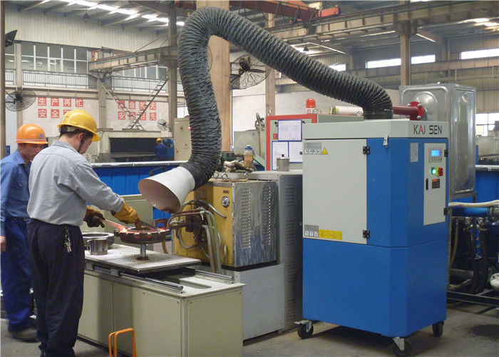 easy operate mobile welding fume extractor mobile industrial dust extractor - Welding Fume Extractor