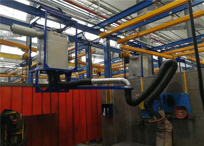 3380v welding fume extractor filters 15kw power welding exhaust fume extractor - Welding Fume Extractor