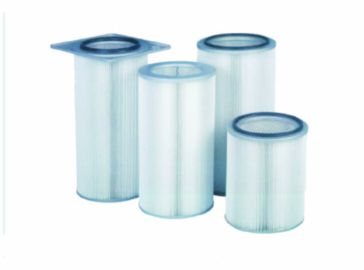 China PTFE Membrane Cartridge Filter 0.1 μM Filtering Precision And Long Usage Life distributor