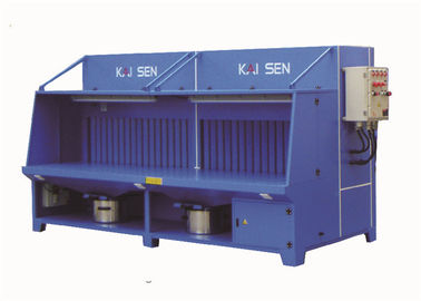 Large Size Downdraft Grinding Table 11kw Power 72 ㎡ Filter Area 6 Cartridge Filters
